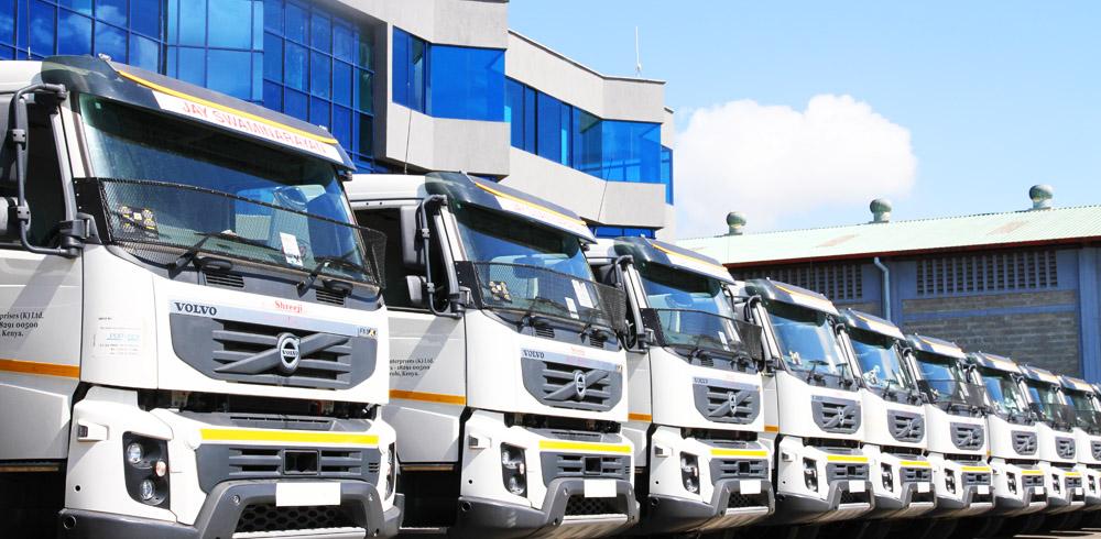 Shreeji Enterprises (K) Ltd – Your Logistic Partner
